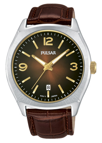 Pulsar Traditional PS9485 Watch