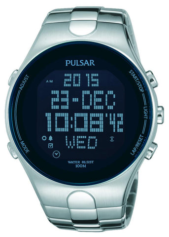 Pulsar On The Go PQ2053 Watch