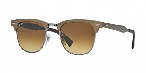 Ray Ban Clubmaster Aluminum 3507 Sunglasses