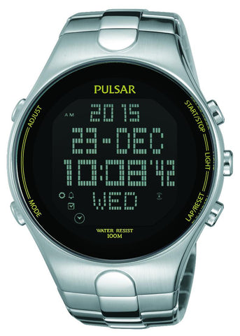 Pulsar On The Go PQ2051 Watch
