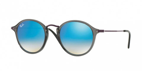 Ray Ban Round Flat Lenses 2447N Sunglasses