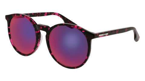 McQueen London Calling MQ0038SA Sunglasses