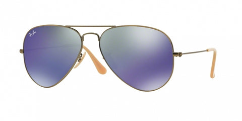 Ray Ban RB 3025 Aviator Large Metal Sunglasses - Small - 55mm