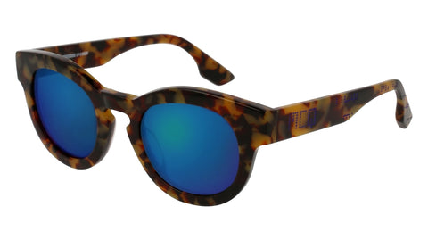 McQueen London Calling MQ0047S Sunglasses