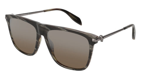Alexander McQueen Amq Iconic AM0106S Sunglasses