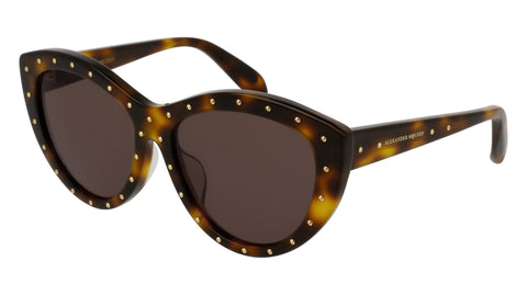 Alexander McQueen Amq - Edge AM0056SA Sunglasses