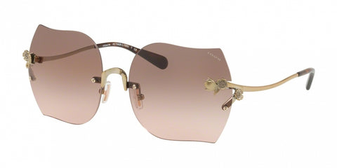 Coach L1020 7082B Sunglasses