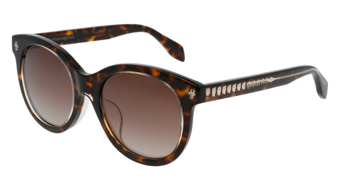 Alexander McQueen Amq Iconic AM0024SA Sunglasses