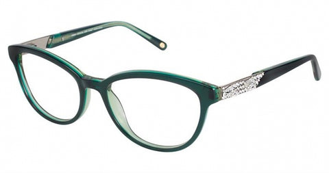 Jimmy Crystal New York F760 Eyeglasses