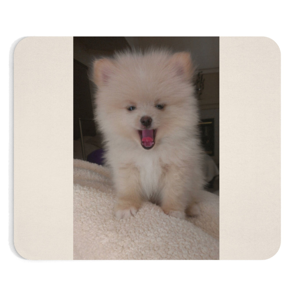 Adorable Puppy Mousepad