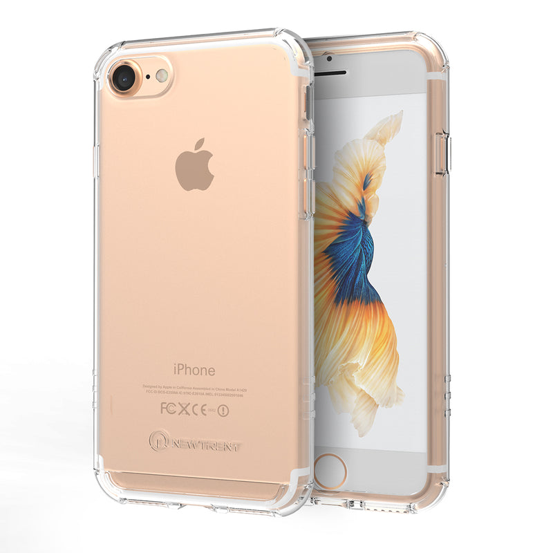 iPhone SE 2nd Generation, iPhone 8, iPhone 7 - 4.7 Inch Transparent Case, NT638TRS