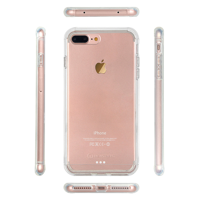 eSobala 7P Clear Transparent iPhone Case, NT638TRL - iPhone Case - New Trent