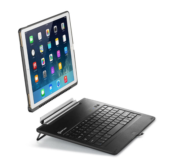 Airbender Apex Keyboard Case for iPad Pro, NT88B - iPad Keyboard Case - New Trent