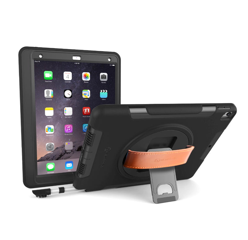 NT615GR - Gladius Elite Rugged iPad Case - iPad Case - New Trent
