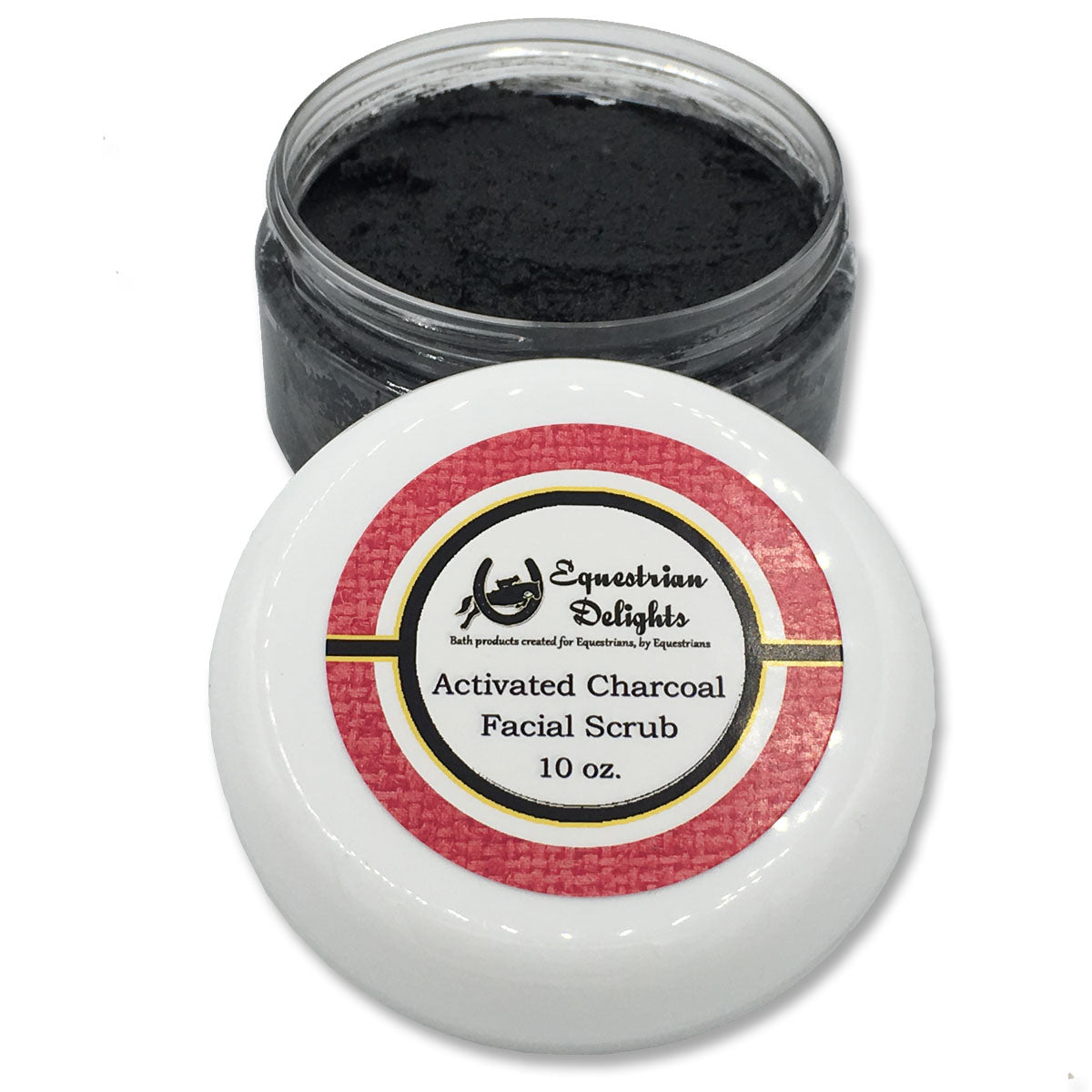 Activated Charcoal Facial Care Boxed Set