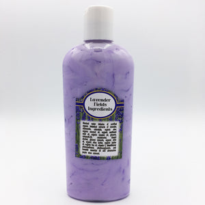 Lavender Fields Organic Vegan Lotion