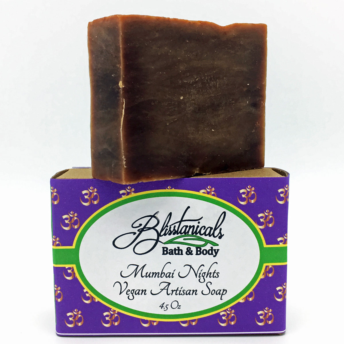 Sandalwood Vanilla Vegan Soap Bar