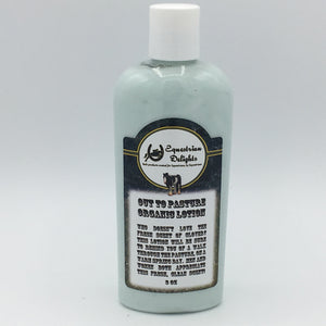 Out To Pasture Organic Lotion