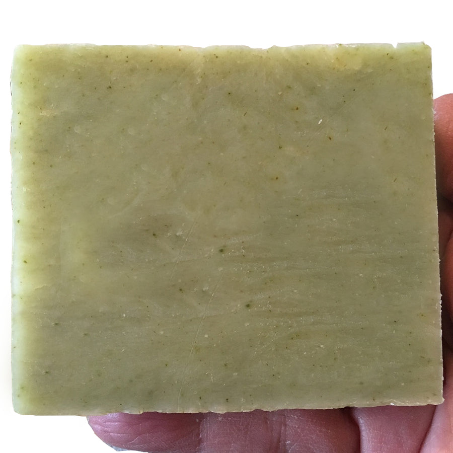 Fir Needles Essential Oil Vegan Soap Bar, Weekend Trail Ride