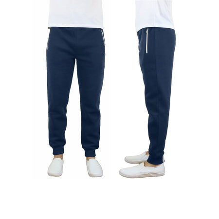 Slim Fit Fleece Jogger 600
