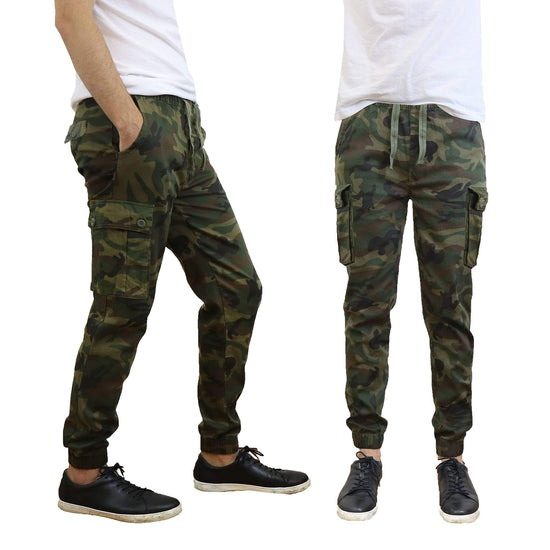 Cargo Twill Jogger 650 - GalaxybyHarvic