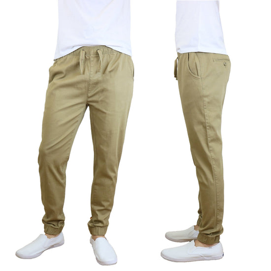 Stretch Twill Jogger 601 - GalaxybyHarvic