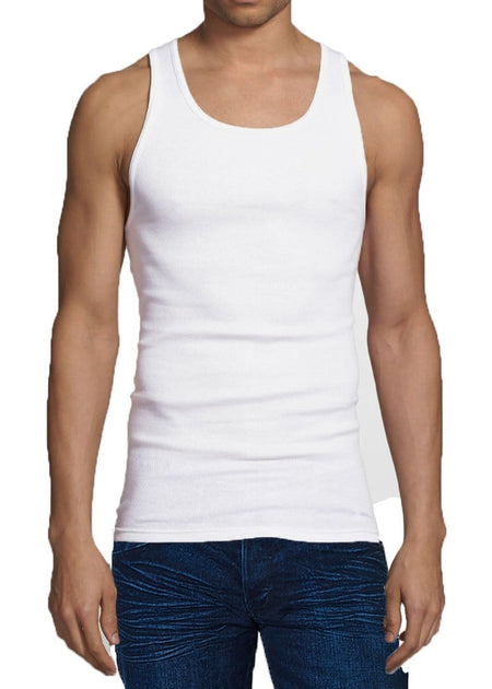 Men's A-Shirt Undershirts (3-PK)