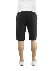 Men's Double Knit Varsity Edition French Terry Shorts - GalaxybyHarvic