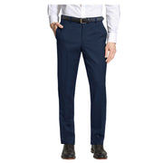 Men's Belted Slim Fit Dress Pants - GalaxybyHarvic