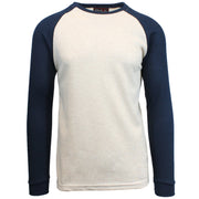 """Two Tone"" Long Sleeve Raglan Thermal 5700 - GalaxybyHarvic"