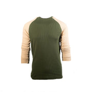 """Two Tone"" Long Sleeve Raglan Thermal 5700"