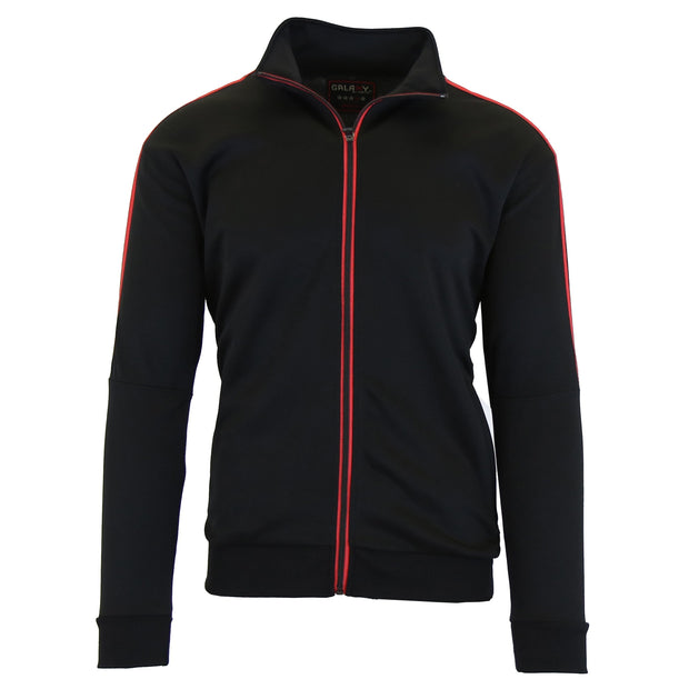 Men's Active Performance Track Jacket - GalaxybyHarvic