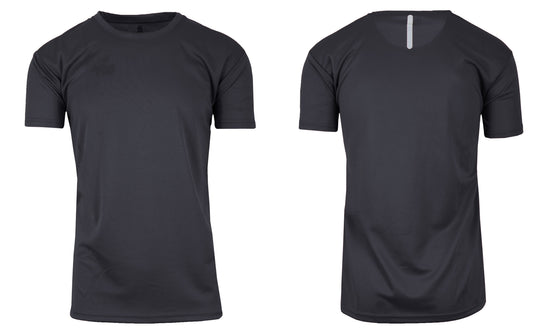 Men's Moisture-Wicking Wrinkle Free Performance Tee (S-2XL) - GalaxybyHarvic