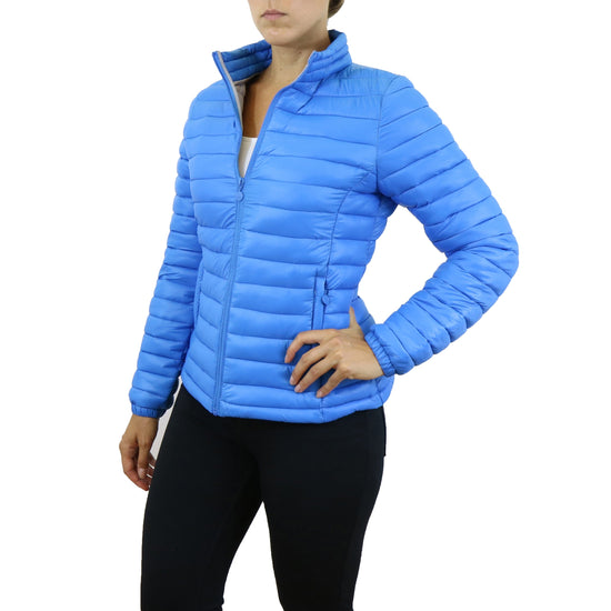 Women's Lightweight Puffer Jackets - GalaxybyHarvic