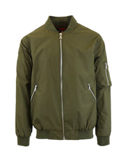 Men's MA-1 Lightweight Bomber Flight Jacket - GalaxybyHarvic