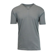 V Neck Fitted T-Shirt