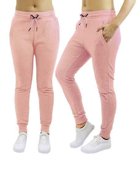Women's Slim-Fit French-Terry Jogger Sweatpants