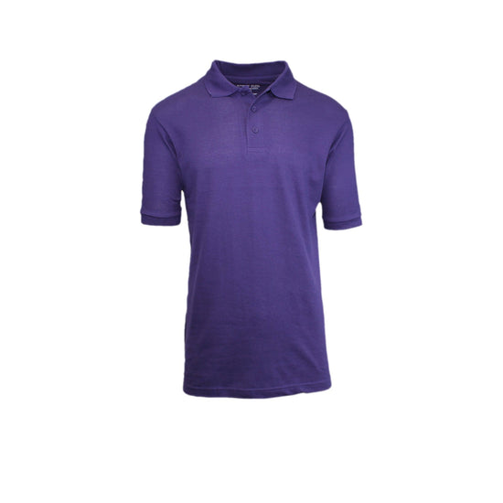 Boy's Polo - Purple - GalaxybyHarvic