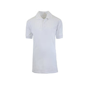 Boy's Polo - White