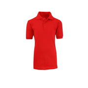 Boy's Polo - Red - GalaxybyHarvic