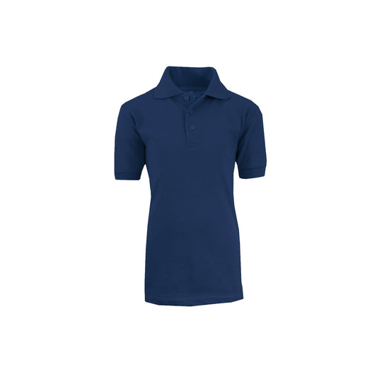 Boy's Polo - Navy - GalaxybyHarvic