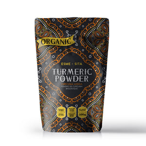 Organic Turmeric Powder (Package of 2 powders)