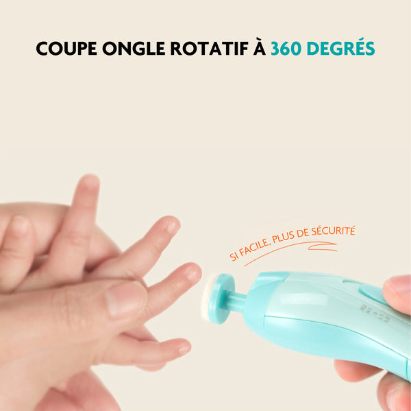 coupe ongle 360 degré