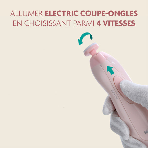 étape 2 coupe ongles