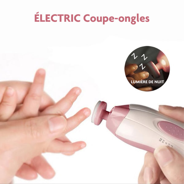 coupe ongle electrique