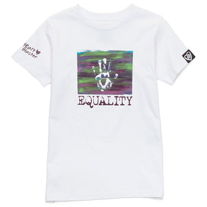 Hands of Equality Tee (White)