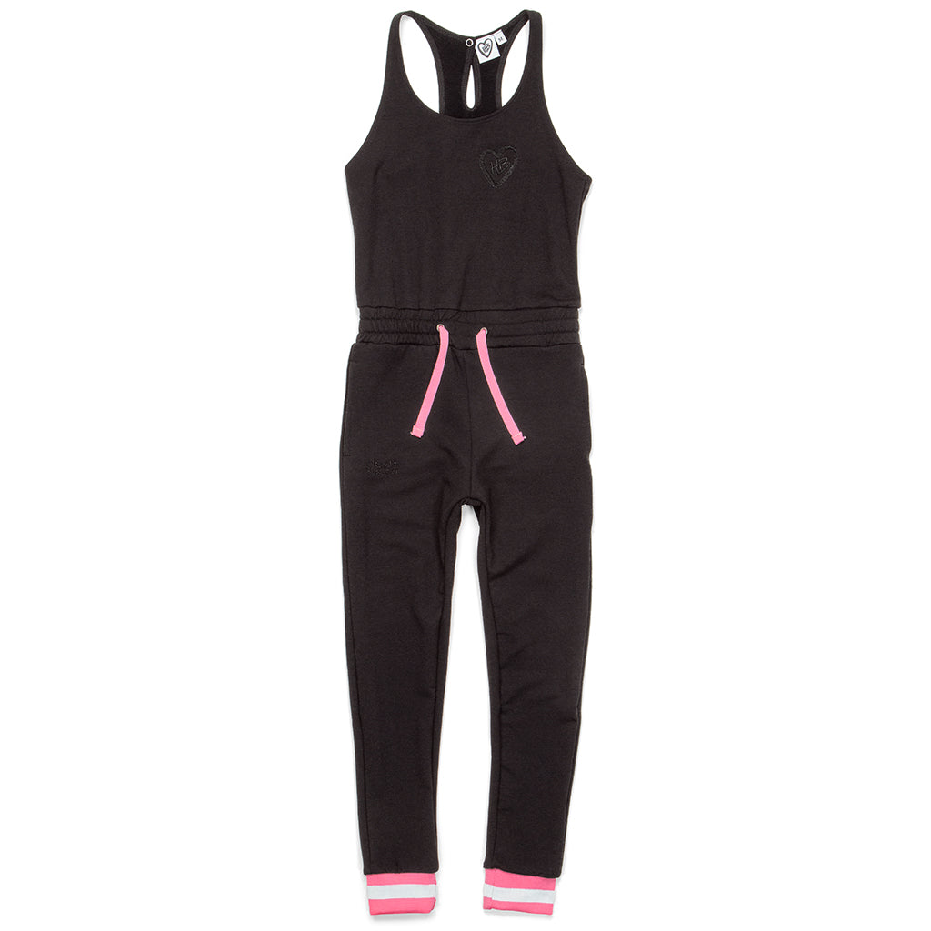 Girls One Piece Jumper (Black)