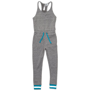 Girls One Piece Jumper (Heather Grey)