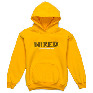 Heart Blaster MIXED Hoodie (Gold)