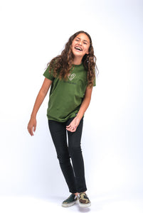 Be Humble Tee (Olive)